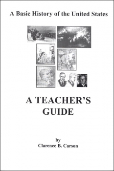 Teachers Guide to A Basic History of the United States