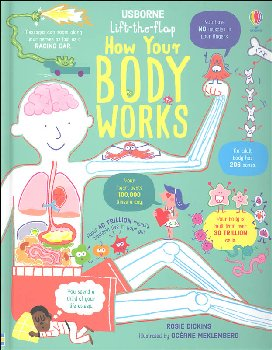 How Your Body Works (Usborne Lift the Flap)