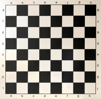 Roll Up - Premium Chessboard - Black