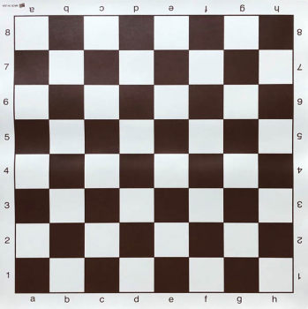 Roll Up - Premium Chessboard - Brown