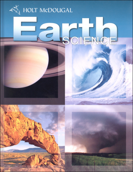 Holt McDougal Earth Science Homeschool Package