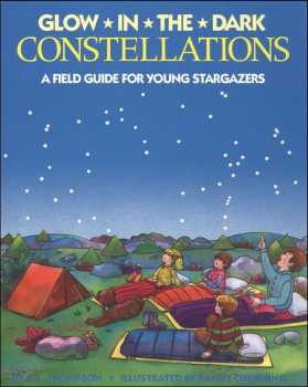 Glow-in-the-Dark Constellations: Field Guide for Young Stargazers