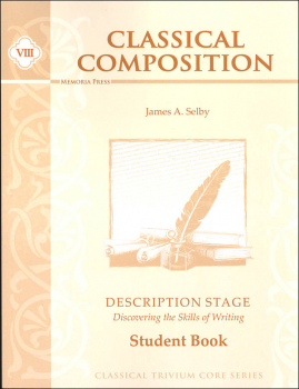 Classical Composition VIII, Description Stage, Student Book