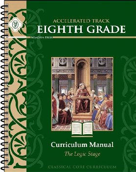 Eighth Grade Accelerated Curriculum Lesson Plans for 1 year
