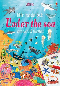 Little Transfer Book - Under the Sea