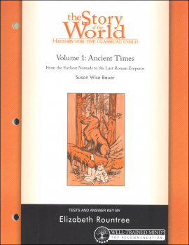 Story of the World Volume 1 Tests and Answer Key