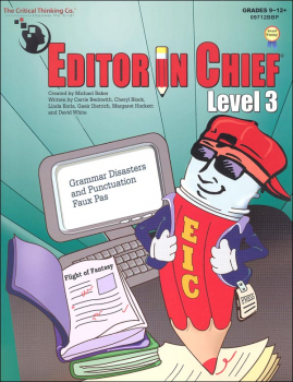 Editor in Chief Level 3 (C1-C2 Combined)