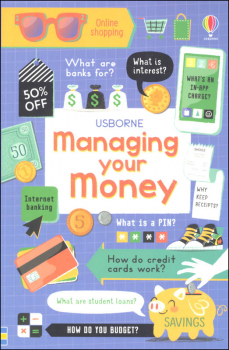 Managing Your Money (Usborne)