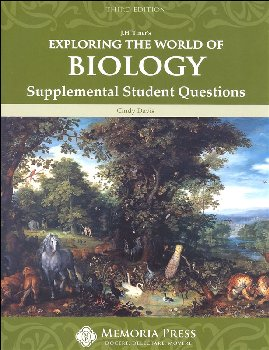 Exploring the World of Biology Supplemental Student Questions (2nd Edition)