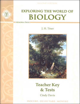 Exploring the World of Biology Teacher Key & Tests (2nd Edition)