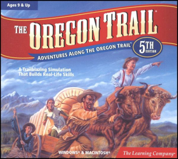 Oregon Trail 5th Edition CD-ROM