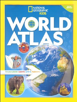 National Geographic Kids World Atlas 5th Ed