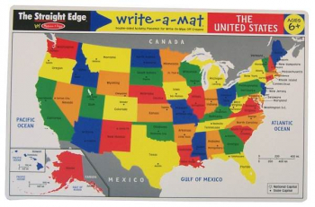 United States Write a Mat