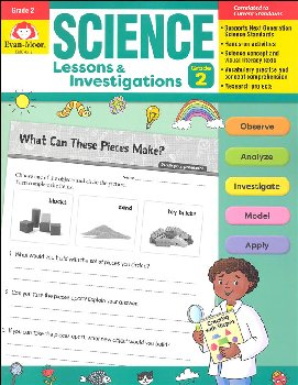 Science Lessons and Investigations: Grade 2