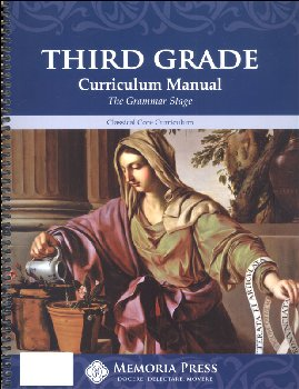 Third Grade Curriculum Manual