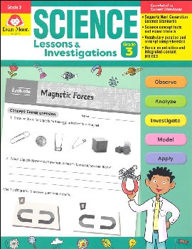 Science Lessons and Investigations: Grade 3
