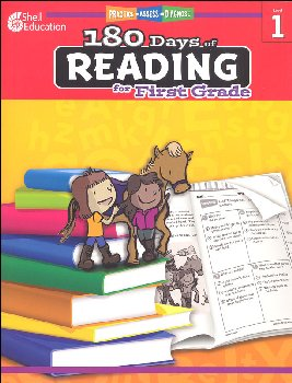 180 Days of Reading Grade 1