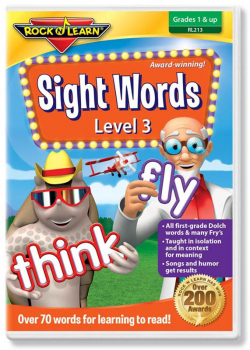 Sight Words Volume 3 DVD