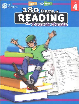 180 Days of Reading Grade 4