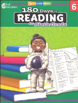 180 Days of Reading Grade 6
