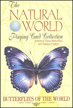 Butterflies of the World Playing Cards