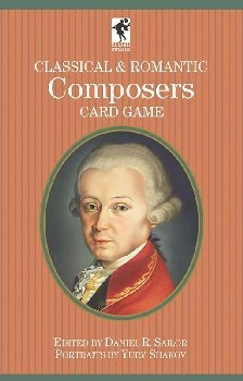 Composers Playing Cards