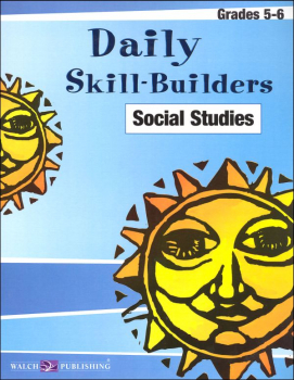 Daily Skill Builders Social Studies Gr 5-6