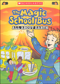 Magic School Bus: All About Earth DVD