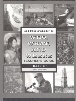 Einstein's Who, What and Where Book 3 Teacher