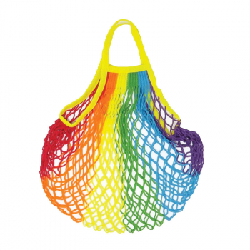 Enviro-Conscious Rainbow Shopper