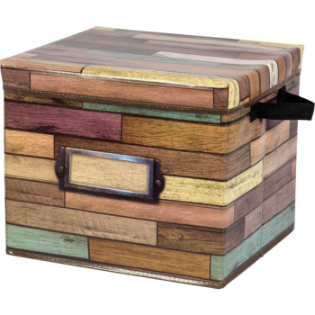 Storage Box - Reclaimed Wood