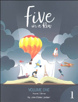 Five in a Row Vol. 1 (2nd Edition)