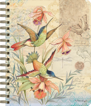 Hummingbird Planning Journal