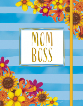 Mom's Monthly Create-it Planner