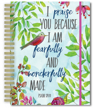 Multiple Blessings Create-it Planner with Pocket Organizer