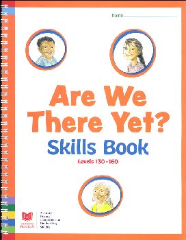 Are We There Yet? Skills Book