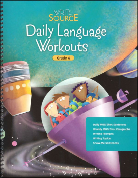 Write Source (2005 ed) Daily Language Grade 6