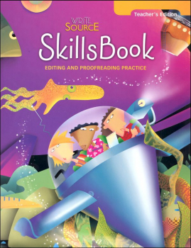 Write Source Skillsbook Teacher Grade 7 (2005)