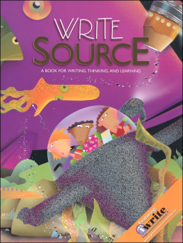 Write Source (2009) Student Book Grade 7