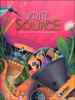 Write Source (2009) Student Book Grade 8