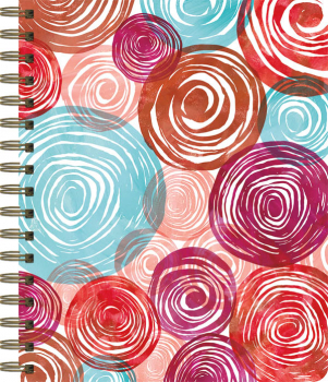 Swirl 'N Twirl Planning Journal