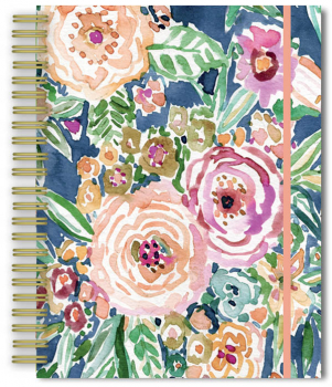Wild at Heart Create-it Planner with Pocket Organizer