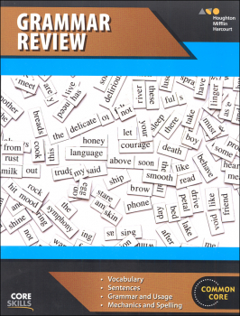 Core Skills: Grammar Review 2014 (Grades 6-12)
