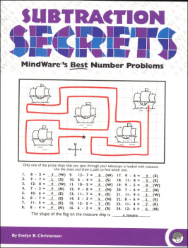 Subtraction Secrets (Math Mosaics)