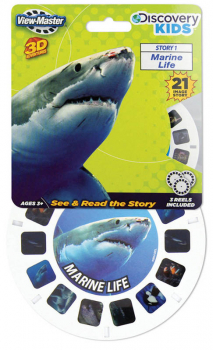 View-Master Marine Life 3-Reel Set