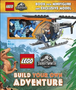 LEGO Jurassic World Build Your Own Adventure