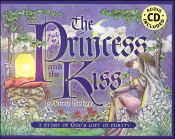 Princess and the Kiss Book with CD - 10th Anniversary Edition