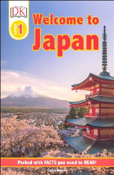 Welcome to Japan (DK Reader Level 1)