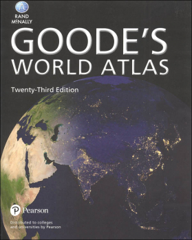 Goode's World Atlas 23rd Edition