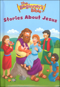 Beginner's Bible Stories About Jesus